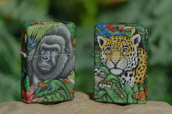 Zippo Mysteries of the Forest